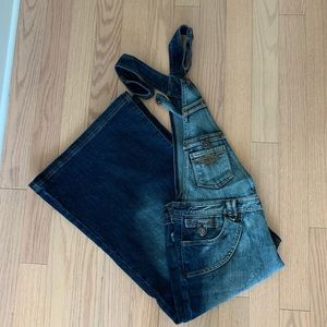 Soho Babe overalls/jeans jumpsuit
